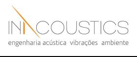 InAcoustics - Eng. Acústica, Vibrações e Ambiente