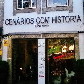 Cenários com História