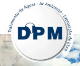 DPM - Tratamentos de água