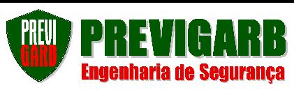 PREVIGARB ENGENHARIA DE SEGURANÇA
