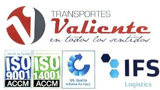 TRANSPORTES VALIENTE