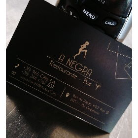 Restaurante-bar A Negra