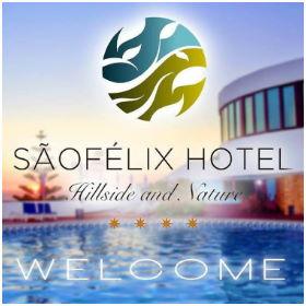 São Félix Hotel Hillside & Nature