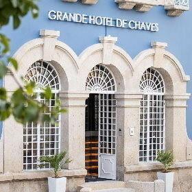 GRANDE HOTEL DE CHAVES SERVIÇOS HOTELEIROS LDA