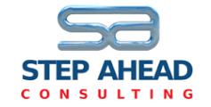 Step Ahead Consulting SA