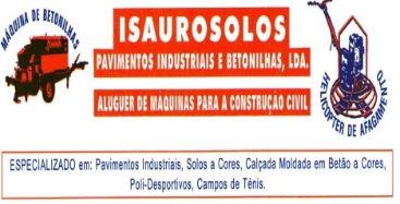 Isaurosolos,Lda