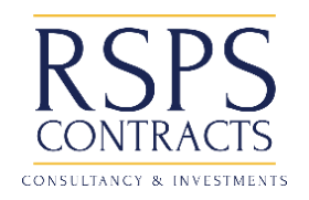 RSPS CONTRACTS LTD